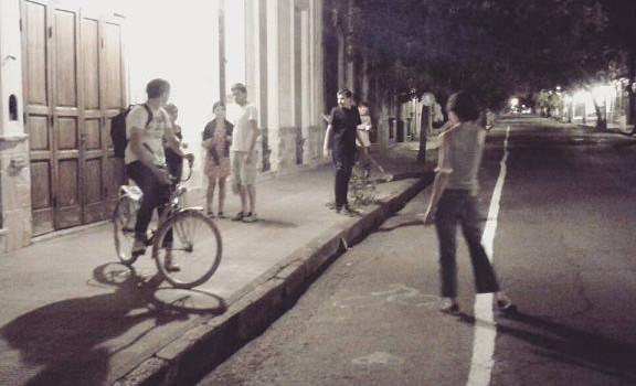 Un encuentro federal de organizaciones ciclistas