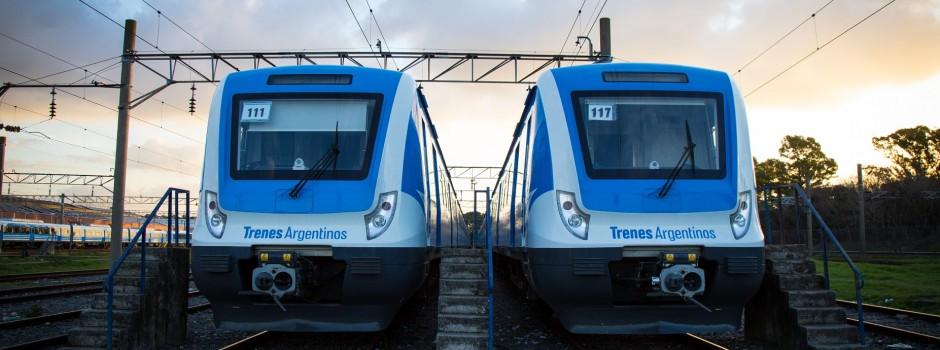 Un nuevo compromiso con la seguridad en los trenes.