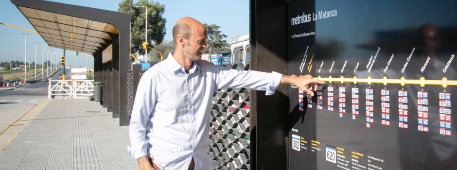 La Matanza: se viene el Metrobus más extenso del país
