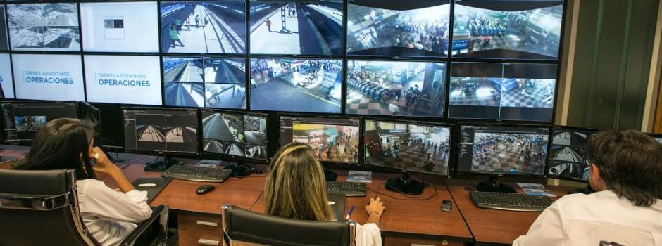 Nuevo Centro de Monitoreo en la estación de Retiro