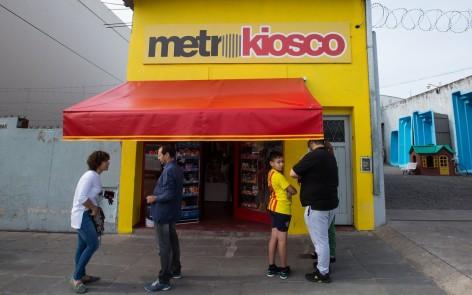 El Metrokiosco, un emprendimiento de Mónica, una matancera
