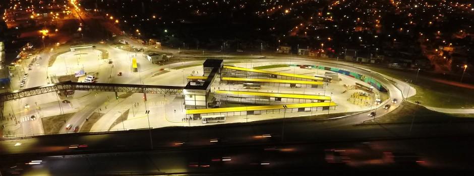 Centro de Trasbordo de La Matanza, otro paso para mejorar la vida de los matanceros.