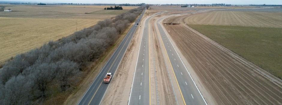 En 4 años habremos duplicado la cantidad de autopistas