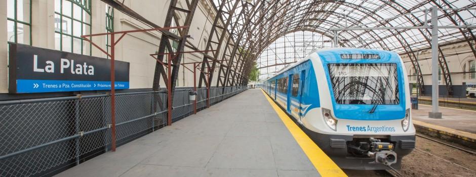 El tren Roca eléctrico: mejora para los pasajeros y para el ambiente