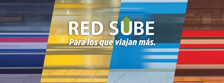 Red SUBE: ¿qué es y por qué lo hicimos?