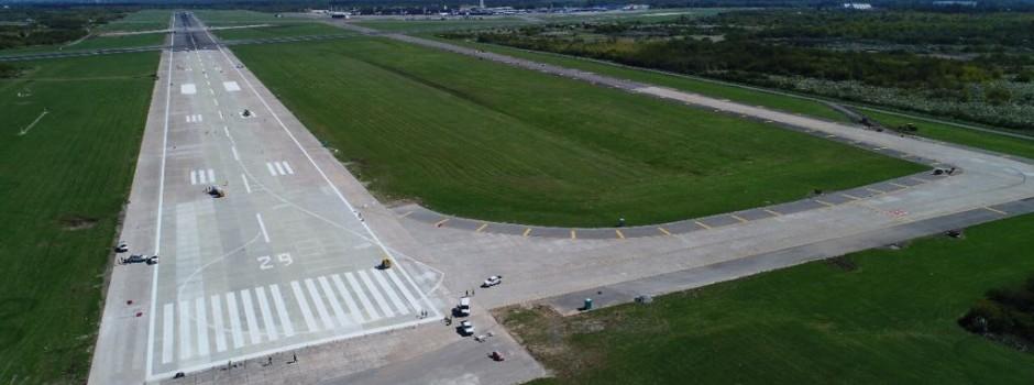 La transformación enorme del aeropuerto de Ezeiza