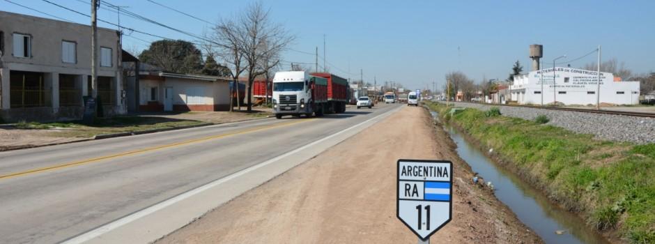 La infraestructura es el camino para el desarrollo y el trabajo de calidad